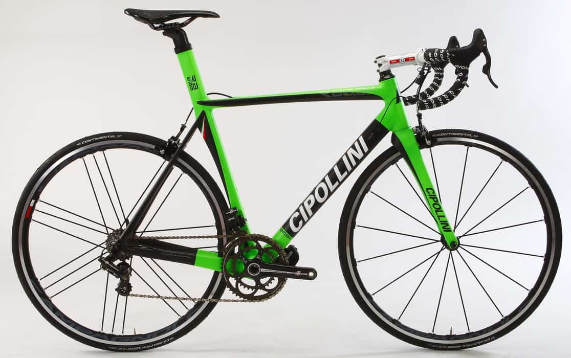 ca3597b0a5e BIKE TEST: Cipollini RB800   Road Bike Action