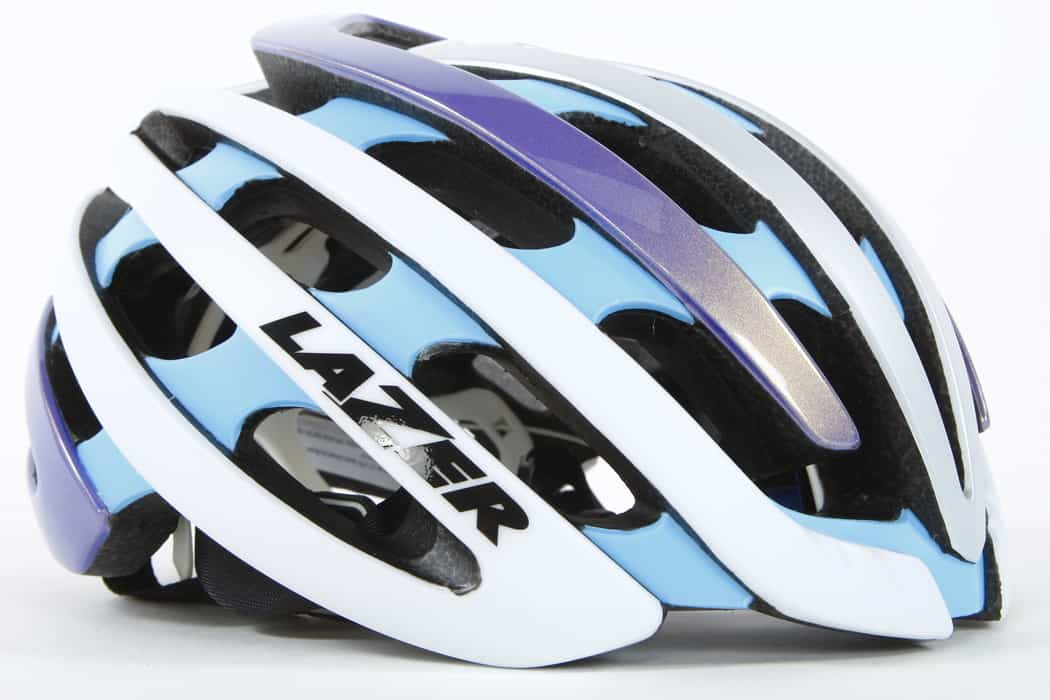 Shootout Mavic Lazer Kask Helmets Road Bike Action