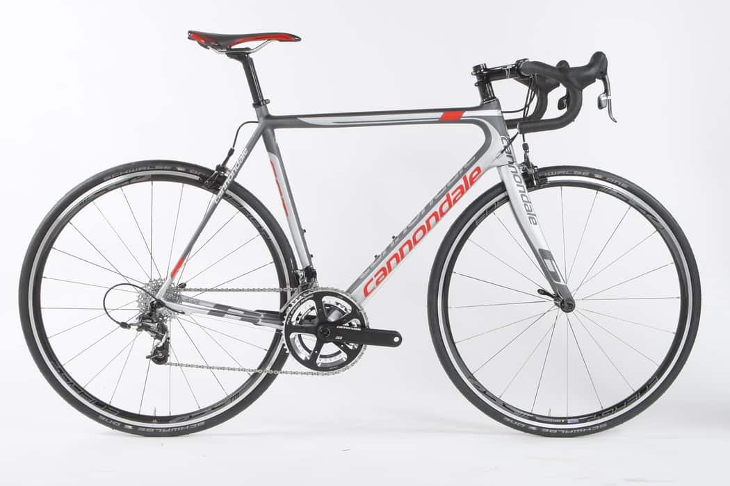 BIKE TEST: CANNONDALE SUPERSIX EVO FORCE RACING EDITION   Road Bike ...
