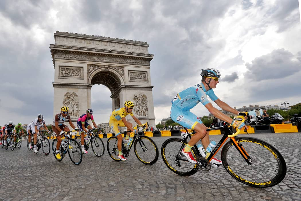 a report on tour de france superbowl of bike race This july, 176 riders will begin the over 2000 mile tour de france  12:12  stage 21 recap: kristoff wins, thomas takes tourcycling playing now 2018 tour  de.