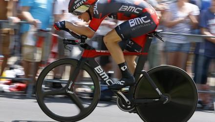 Tour de France 2015 - 102a Edizione - 1a tappa Utrecht - Utrecht 13.8 km - 04/07/2015 - Rohan Dennis (BMC) - foto Luca Bettini/BettiniPhoto©2015