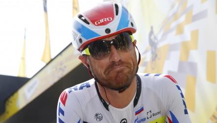 Tour de France 2015 - 102a Edizione - 2a tappa Utrecht - Zelande 166 km - 05/07/2015 - Luca Paolini (Katusha) - foto Luca Bettini/BettiniPhoto©2015