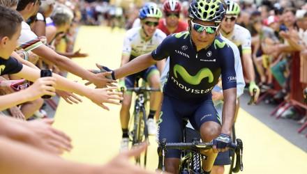Tour de France 2015 - 102a Edizione - 3a tappa Anvers - Huy 159.5 km - 06/07/2015 - Nairo Quintana (Movistar) - foto Vincent Kalut/PN/BettiniPhoto©2015