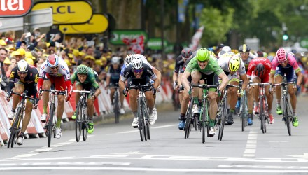 Tour de France 2015 - 102a Edizione - 5a tappa Arras - Amiens 189.5 km - 08/07/2015 - Edvald Boasson Hagen (MTN - Qhubeka) - Alexander Kristoff (Katusha) - Mark Cavendish (Etixx - Quick Step) - Andre Greipel (Lotto Soudal) - Peter Sagan (Tinkoff - Saxo) - foto Luca Bettini/BettiniPhoto©2015