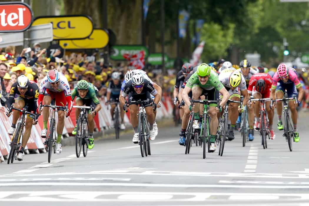 Tour De France Stage  Full Results