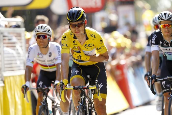 Tour de France 2015 - 102a Edizione - 6a tappa Abbeville - Le Havre 191.5 km - 09/07/2015 - Tony Martin (Etixx - Quick Step) - foto Luca Bettini/BettiniPhoto©2015