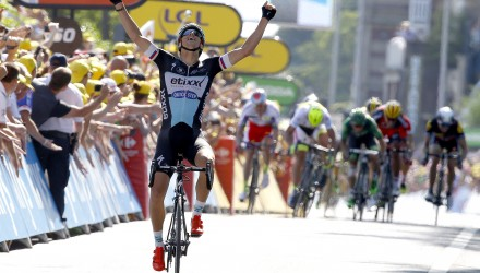 Tour de France 2015 - 102a Edizione - 6a tappa Abbeville - Le Havre 191.5 km - 09/07/2015 - Zdenek Stybar (Etixx - Quick Step) - foto Luca Bettini/BettiniPhoto©2015