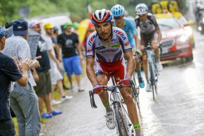 Tour de France 2015 - 102a Edizione - 12a tappa Lannemezan - Plateau de Beille 195 km - 16/07/2015 - Joaquin Rodriguez (Katusha) - foto Luca Bettini/BettiniPhoto©2015
