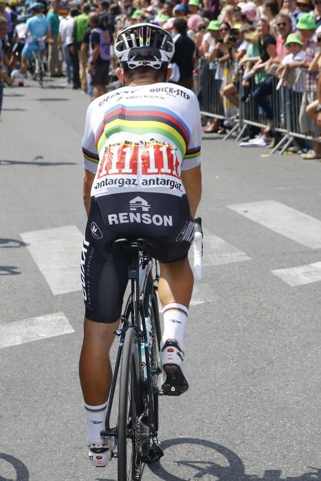 Tour de France 2015 - 102a Edizione - 13a tappa Muret - Rodez 198.5 km- 17/07/2015 - Michal Kwiatkowski (Etixx - Quick Step) - foto Luca Bettini/BettiniPhoto©2015