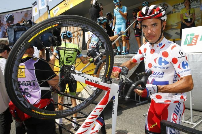 Tour de France 2015 - 102a Edizione - 13a tappa Muret - Rodez 198.5 km- 17/07/2015 - Joaquin Rodriguez (Katusha) - foto Luca Bettini/BettiniPhoto©2015