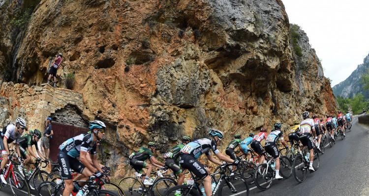 Tour de France 2015 - 102a Edizione - 14a tappa Rodez - Mende 178.5 km- 18/07/2015 - Veduta - foto Graham Watson/BettiniPhoto©2015