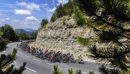 Tour de France 2015 - 102a Edizione - 15a tappa Mende - Valence 183 km- 19/07/2015 - Veduta - foto Vincent Kalut/PN/BettiniPhoto©2015