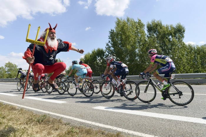 Tour de France 2015 - 102a Edizione - 16a tappa Bourg de Peage - Gap 201 km- 20/07/2015 - Veduta - foto Nico Vereecken/PN/BettiniPhoto©2015