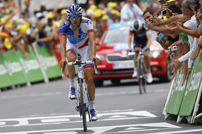 Tour de France 2015 - 102a Edizione - 17a tappa Digne les Bains - Pra Loup 161 km - 22/07/2015 - Thibaut Pinot (FDJ) - foto Luca Bettini/BettiniPhoto©2015