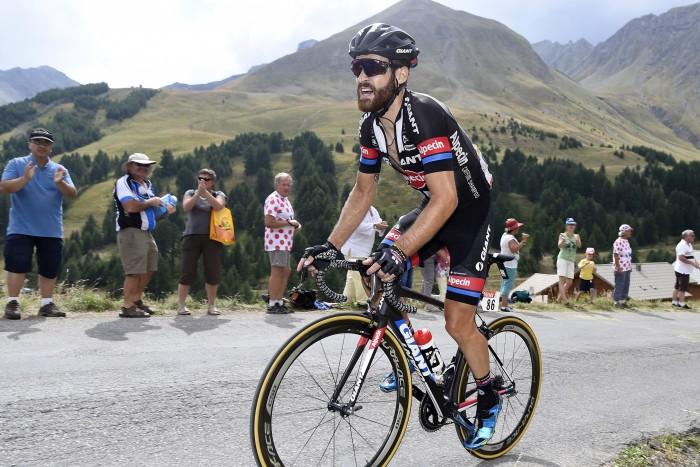 Tour de France 2015 - 102a Edizione - 17a tappa Digne les Bains - Pra Loup 161 km - 22/07/2015 -  Simon Geschke (Team Giant - Alpecin) - foto Vincent Kalut/PN/BettiniPhoto©2015