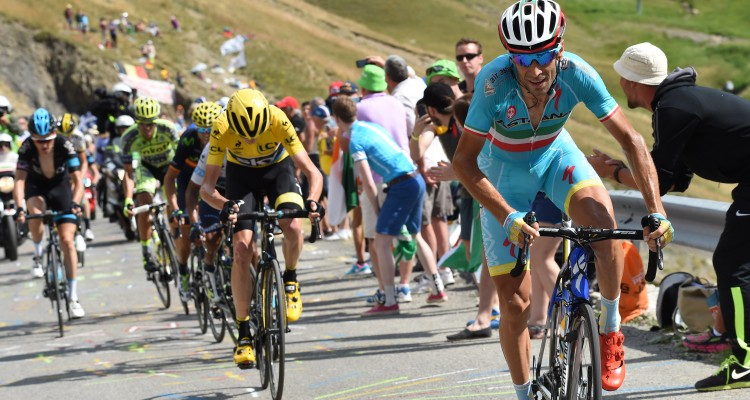 Tour de France 2015 - 102a Edizione - 17a tappa Digne les Bains - Pra Loup 161 km - 22/07/2015 - Vincenzo Nibali (Astana) - foto Graham Watson/BettiniPhoto©2015