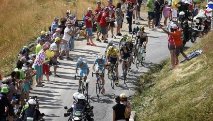 Tour de France 2015 - 102a Edizione - 17a tappa Digne les Bains - Pra Loup 161 km - 22/07/2015 - Veduta - foto Vincent Kalut/PN/BettiniPhoto©2015