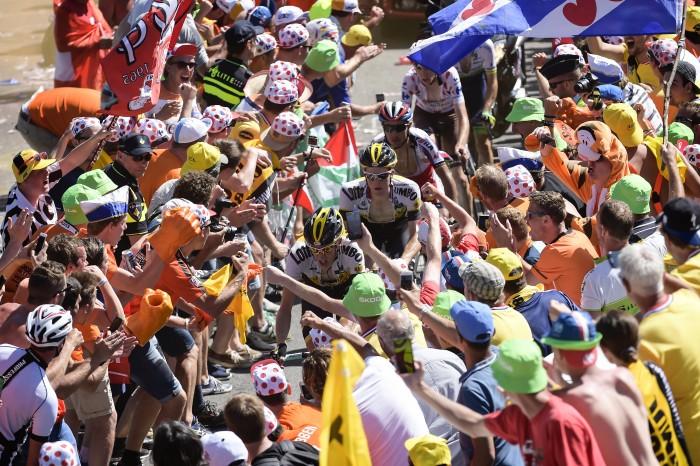 Tour de France 2015 - 102a Edizione - 20a tappa Alpe d'huet - 20/07/2015 - Alpe d'Huez - foto Photonews/BettiniPhoto©2015