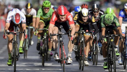Tour de France 2015 - 102a Edizione - 21a tappa Sevres - Paris Champs Elysees 109.5 km - 26/07/2015 - Andre Greipel (Lotto Soudal) - foto Vincent Kalut/PN/BettiniPhoto©2015