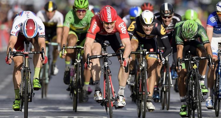 Tour de France 2015 - 102a Edizione - 21a tappa Sevres - Paris Champs Elysees 109.5 km - 26/07/2015 - Andre Greipel (Lotto Soudal) - foto Vincent Kalut/PN/BettiniPhoto©2015