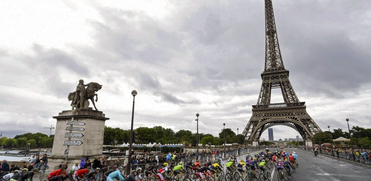 Tour de France 2015 - 102a Edizione - 21a tappa Sevres - Paris Champs Elysees 109.5 km - 26/07/2015 - Veduta - foto Vincent Kalut/PN/BettiniPhoto©2015