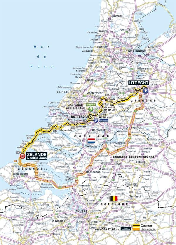 Tour De France 2015 Stage 2 Preview Road Bike Action
