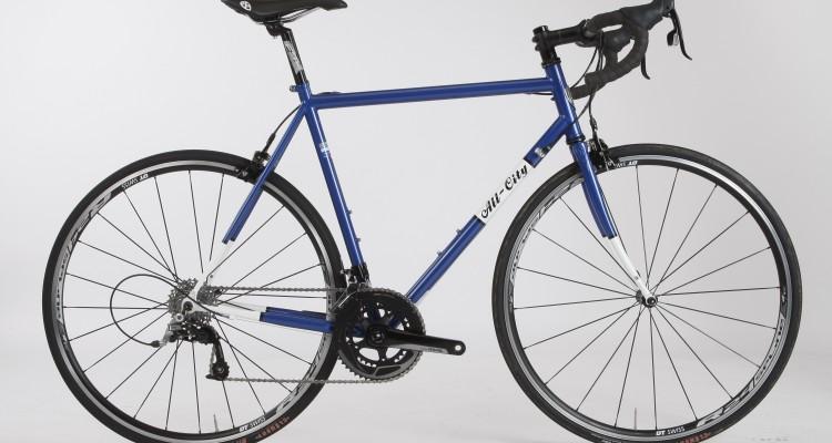 road bike action bike test all city mr pink. Black Bedroom Furniture Sets. Home Design Ideas