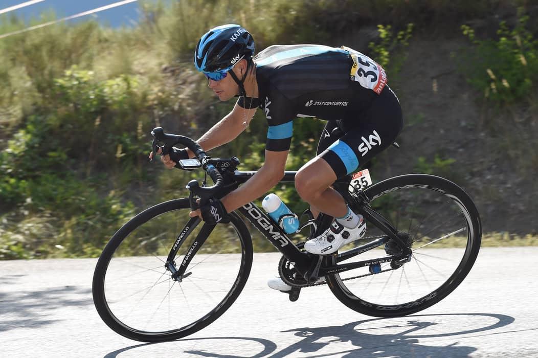 Porte to report to team bmc road bike action for Richie porte team sky