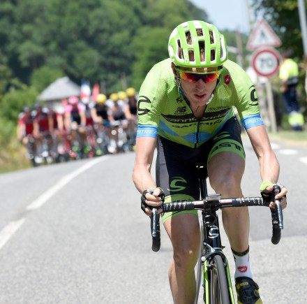 Tour de France 2015 - 102a Edizione - 11a tappa Pau - Cauterets 188 km - 15/07/2015 - Daniel Martin (Cannondale - Garmin) - foto Graham Watson/BettiniPhoto©2015