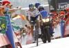 Vuelta Spagna 2015 - 70a Edizione - 6a tappa Cordoba - Cazorla 200.3 km - 27/08/2015 - Jhoan Esteban Chaves (Orica - GreenEdge) - foto Luca Bettini/BettiniPhoto©2015