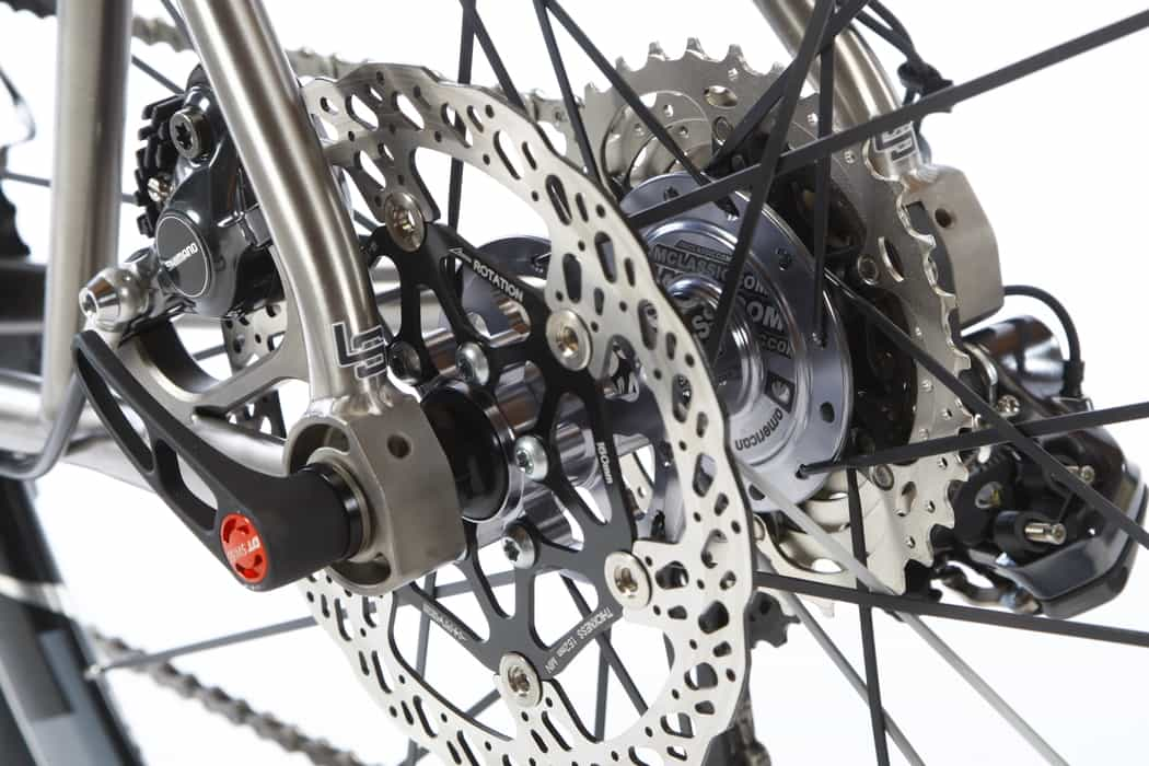 BIKE TEST: Litespeed T5G Titanium All-Road Bike | Road Bike