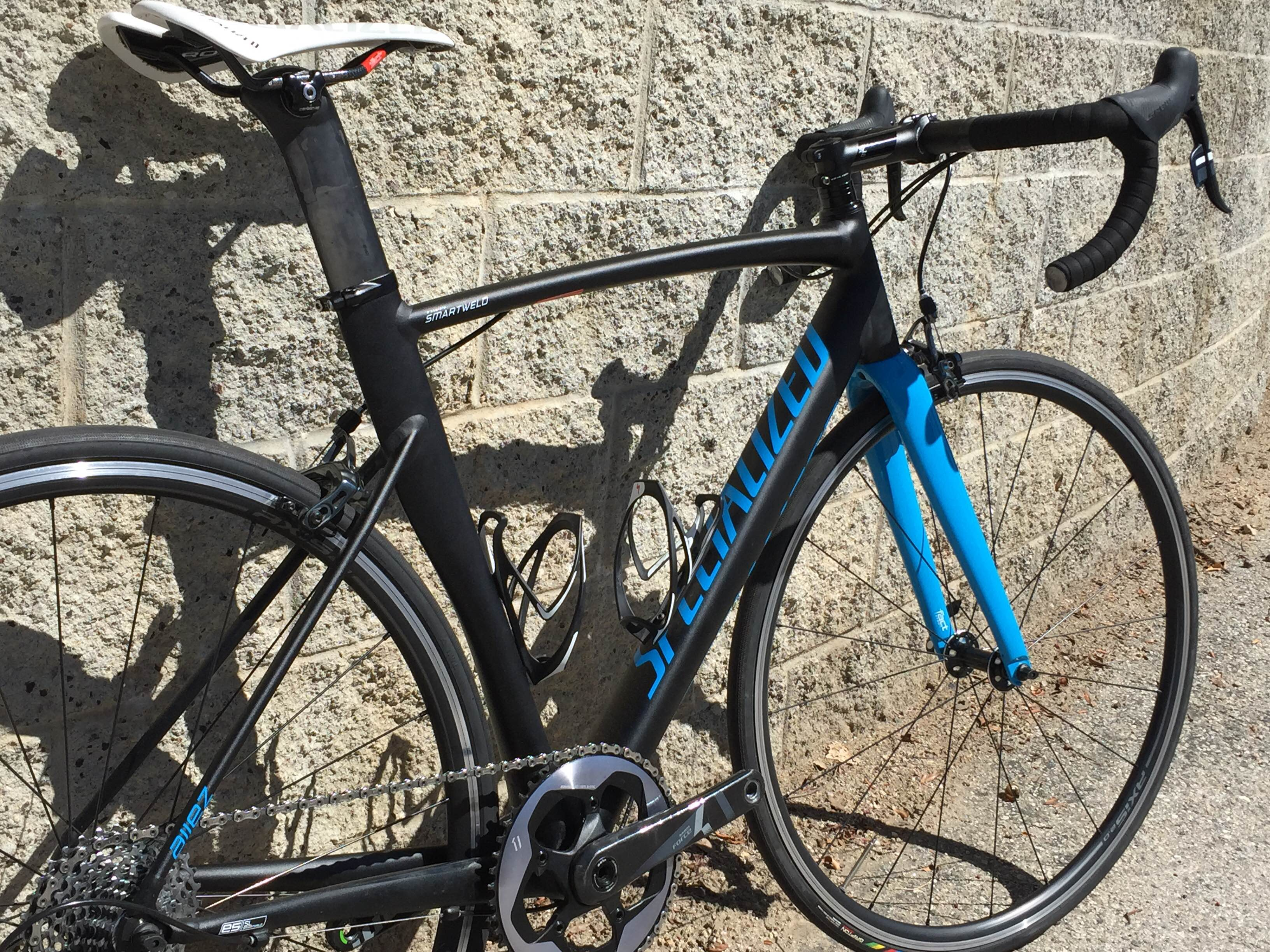7956eae00cd Specialized Allez DSW Sprint X1 Expert In 2013 Specialized had revamped  it's thoughts on aluminum and started to manipulate the metal to compete  with the ...