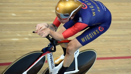 Tentativo Record dell'Ora Bradley Wiggins - Londra - 07/06/2015 - foto Graham Watson/BettiniPhoto©2015