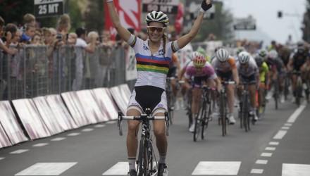 Giro d'Italia Internazionale Femminile 2015 - 5a tappa Trezzo sull'Adda - Aprica - 07/07/2015 - Pauline Ferrand Prevot (Rabobank LIV) - foto Anton Vos/BettiniPhoto©2015