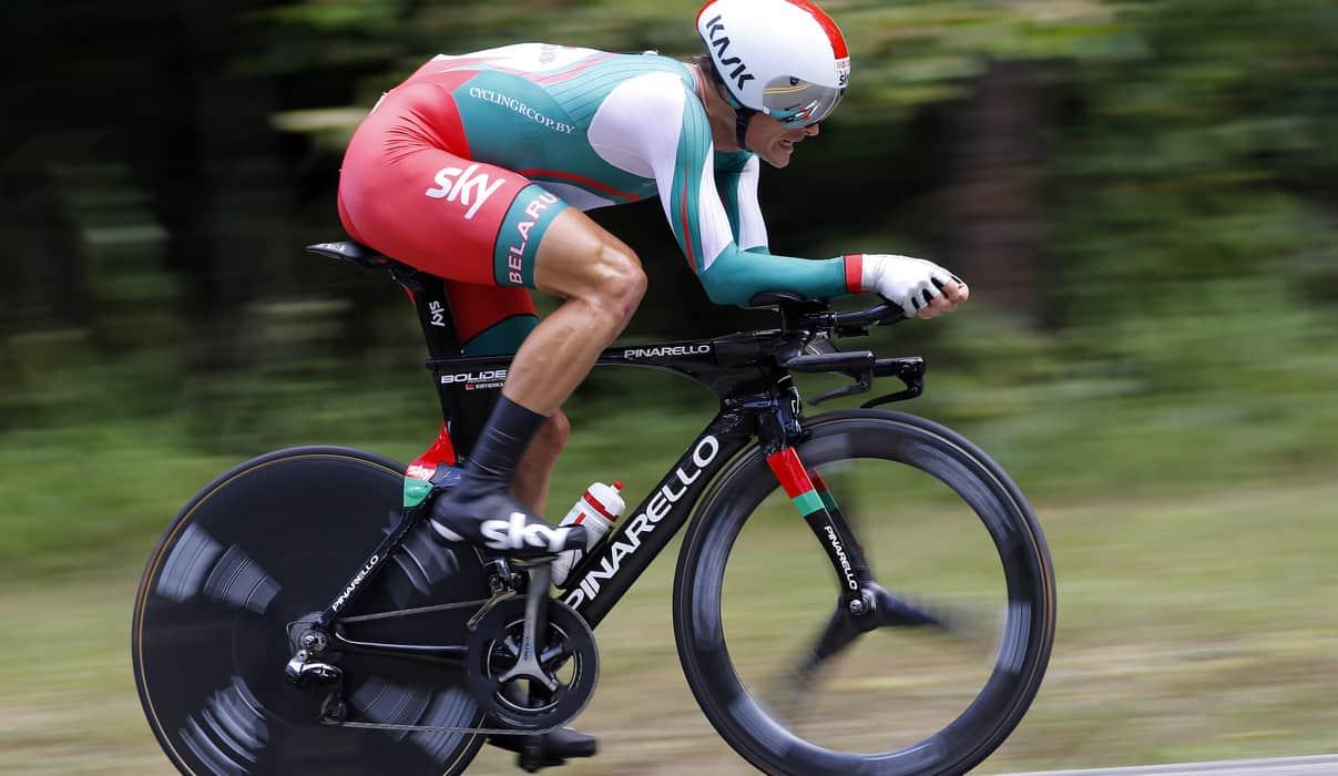 Sky's Vasil Kiryienka Wins Time Trial World Championship ...
