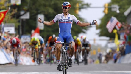 Campionati del Mondo Richmond 2015 - Road World Championship 2015 - Strada Elite 268 km - 26/09/2015 -Peter Sagan (Slovacchia) - foto POOL GW/BettiniPhoto©2015