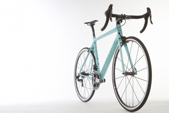The Specialissima was designed to balance stiffness and comfort with an overall light weight.