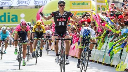 Tour de Pologne 2015 - 1a tappa Warszawa - Warszawa 112 km - 02/08/2015 - Marcel Kittel (Giant - Alpecin) - foto Ilario Biondi/BettiniPhoto©2015