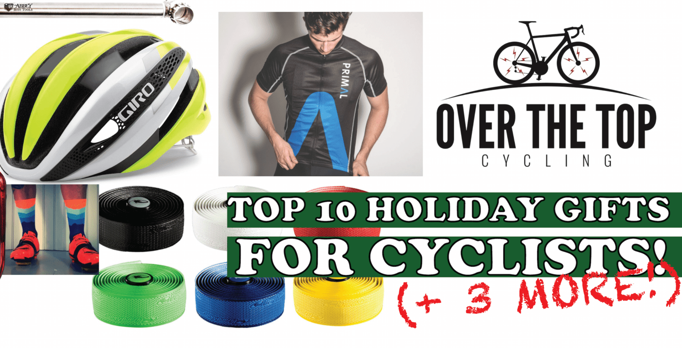 BIKE TECH PODCAST  The Best Holiday Gifts For Cyclists  84255f5b2