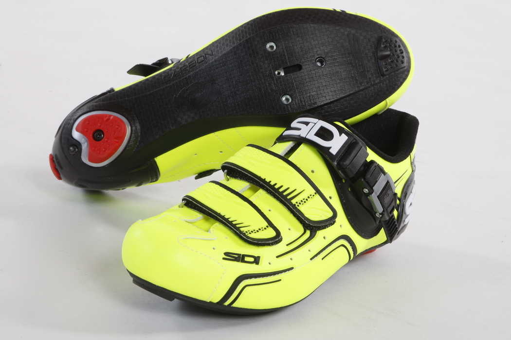 promo code 9ac5c 52181 TESTED: Sidi Level Carbon Shoes | Road Bike Action