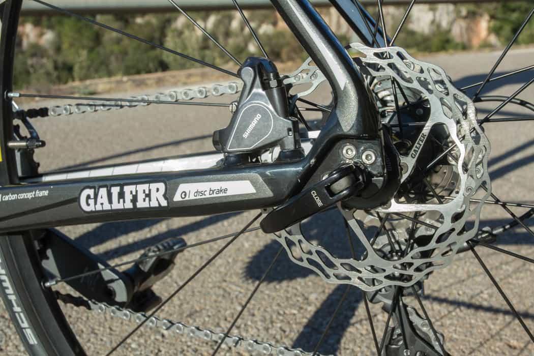 Galfer Wave Rotors Arrive | Road Bike Action