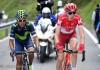 Tour de Romandie 2016 - 2a tappa Moudon - Morgins 173.9 km - 28/04/2016 - Ilnur Zakarin (Katusha) - Nairo Quintana (Movistar) - foto Graham Watson/BettiniPhoto©2016