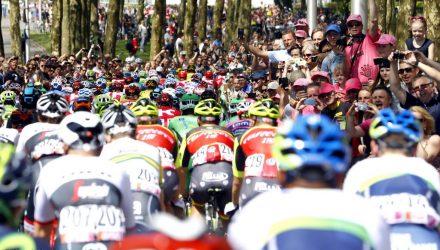 Giro dÕItalia 2016 - 99a Edizione - 2a tappa Arnhem - Nijmegen 190 km - 07/05/2016 - Veduta - Pubblico - foto Luca Bettini/BettiniPhoto©2016