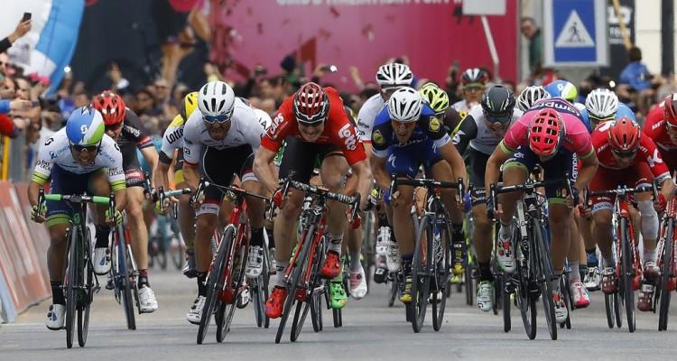 Nueva victoria de Greipel al sprint