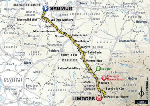 Tour de France Stage 4 Preview | Road Bike Action
