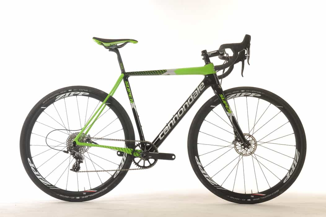 b5fd7370ebe Cannondale super x 6. In that same April 2016 test of the ...
