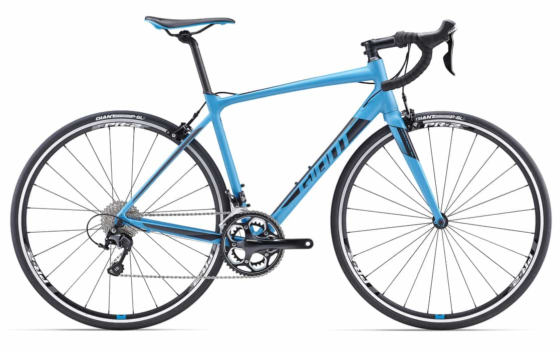 First Look: Giant's 2017 Road Bikes | Road Bike Action