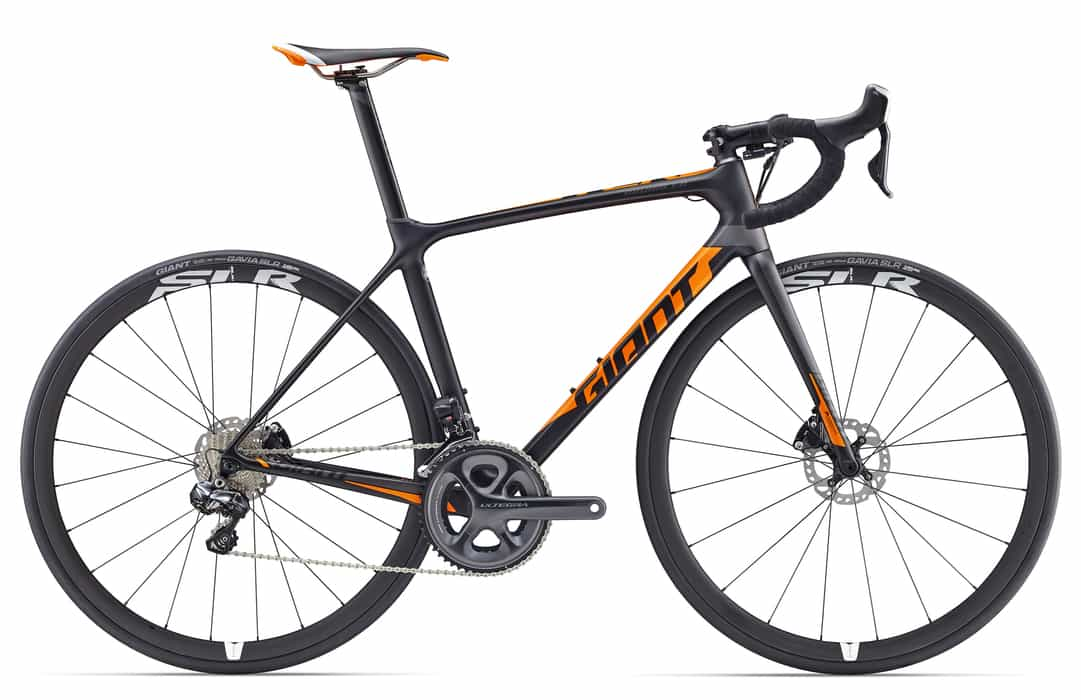 First Look: Giant's 2017 Road Bikes