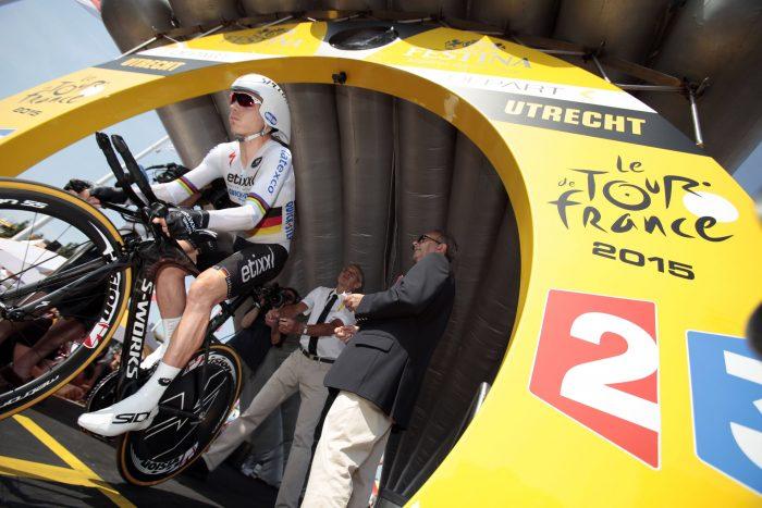 Tour de France 2015 - 102a Edizione - 1a tappa Utrecht - Utrecht 13.8 km - 04/07/2015 - Tony Martin (Etixx - Quick Step) - foto Wessel van Keuk/CV/BettiniPhoto©2015
