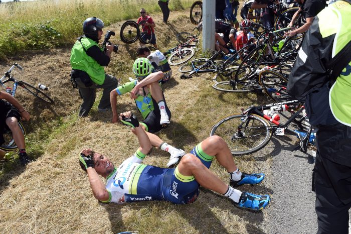 Tour de France 2015 - 102a Edizione - 3a tappa Anvers - Huy 159.5 km - 06/07/2015 - Michael Matthews (Orica - GreenEdge) - foto Graham Watson/BettiniPhoto©2015